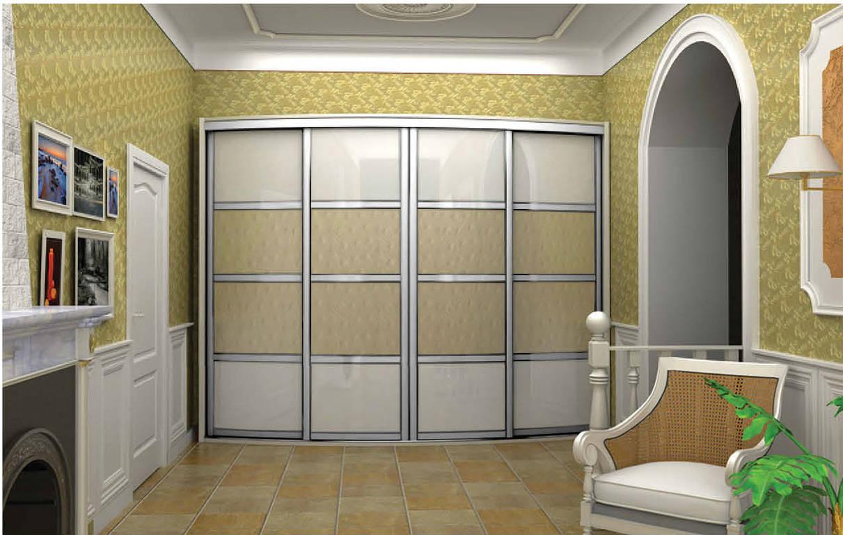 Шкафы-купе и напольные кухонные шкафы