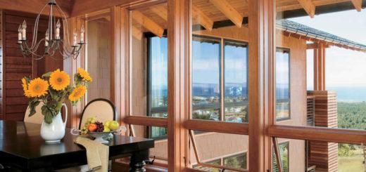 Как ухаживать за деревянными рамами для окон