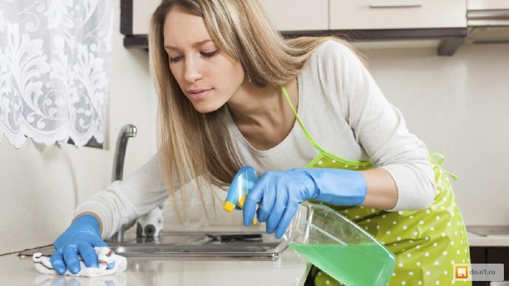уборка в доме с чего начать