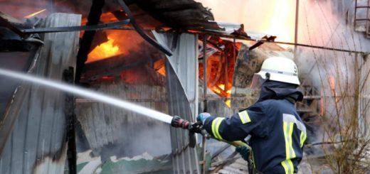 Противопожарные мероприятия при тушении пожара