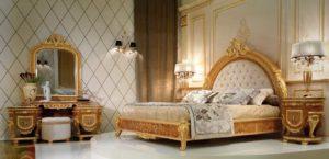 Мебели из Италии спальня