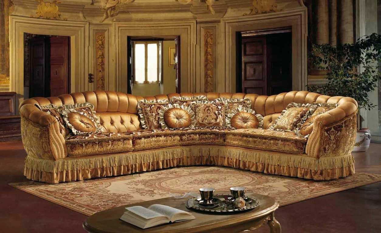 Эксклюзивная итальянская мебель диваны