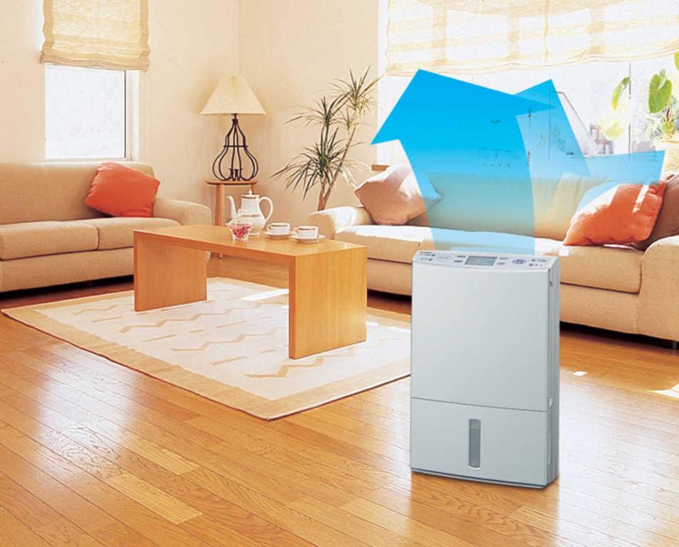 Осушители воздуха для комфорта в доме