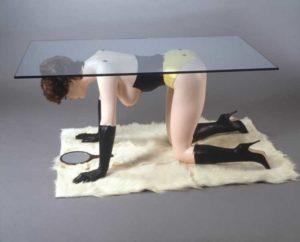 Сексуальная мебель Аллена Джонса