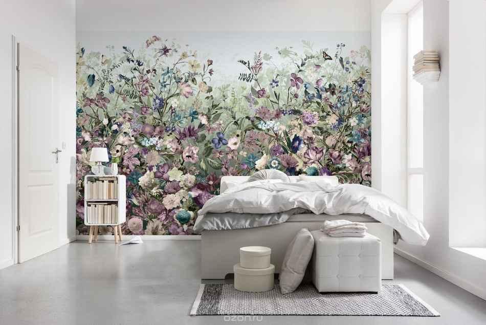 Одна стена другого цвета