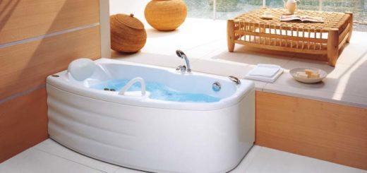 Безопасная уборка ванной