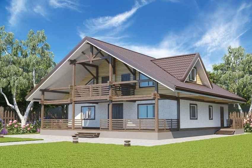 Загородные дома по финской технологии
