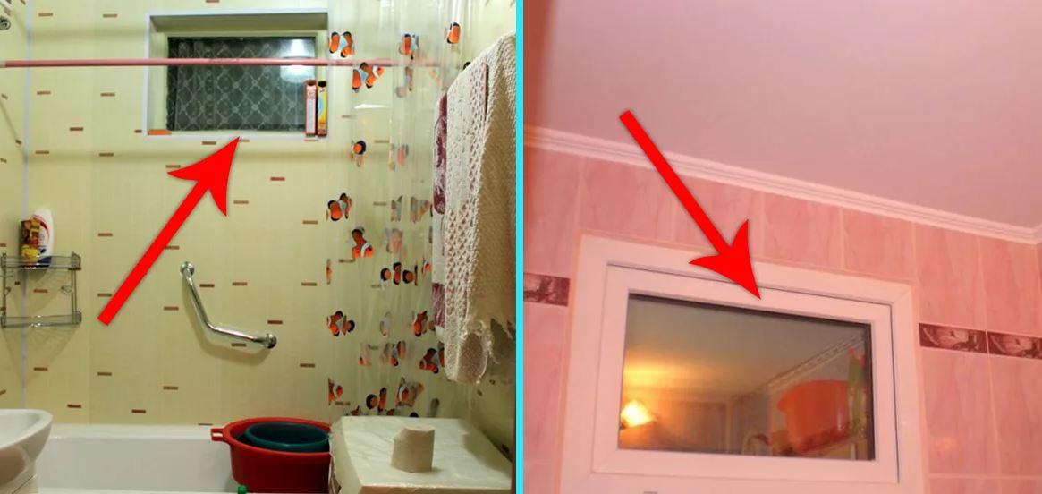 Зачем в СССР делали окошко между ванной и кухней