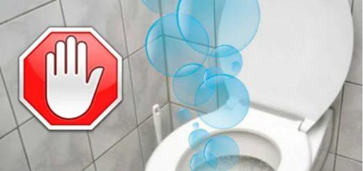 Как легко освежить туалет