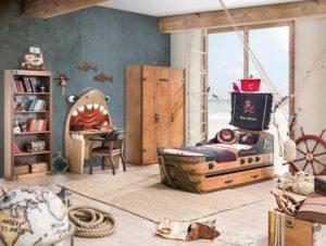 Детская комната для мальчика: Морские Странствия
